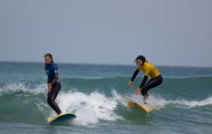 Surfing lessons in Cornwall. Best surf school in Cornwall