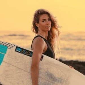 pro surfer and celebrity personal trainer . Founder of Ohana Surf and fitness. Surf, yoga, Pilates and fitness retreats in Corralejo, Fuerteventura and Newquay in Cornwall