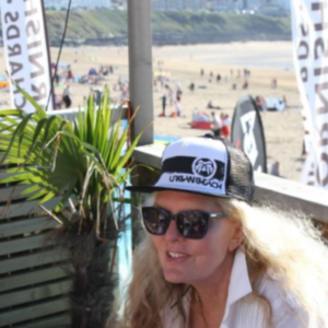 Jean-Martine McGuinness, Co- Founder of Ohana Surf and Fitness